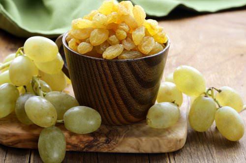 Grapes or Raisins