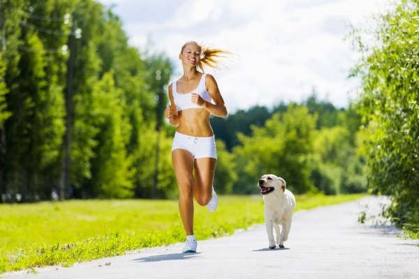 Tips for Jogging with Your Dog